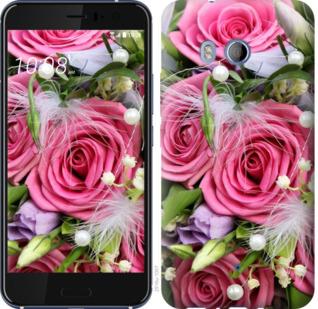 Чехол на HTC U11 Нежность