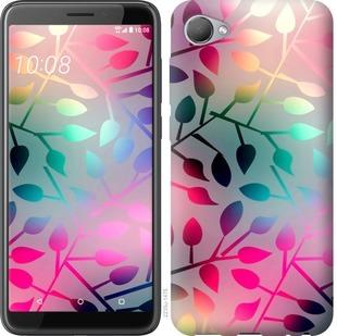 Чехол на HTC Desire 12 Листья