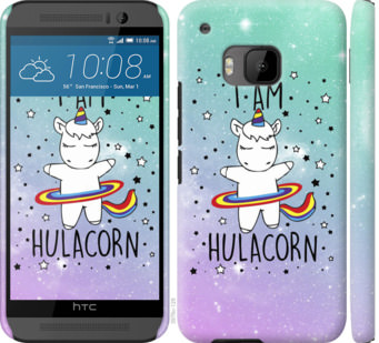 Чехол на HTC One M9 Im hulacorn
