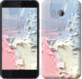 Чехол на HTC U11 Пастель