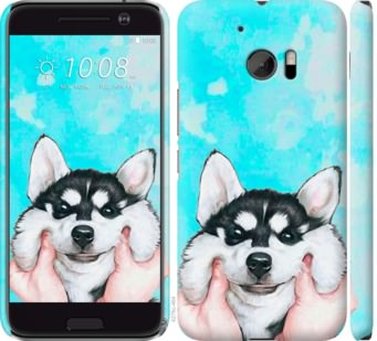 Чехол на HTC 10 Улыбнись