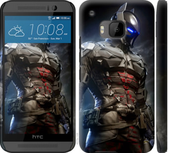 Чехол на HTC One M9 Рыцарь
