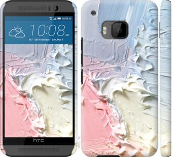 Чехол на HTC One M9 Пастель