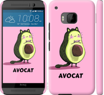 Чехол на HTC One M9 Avocat