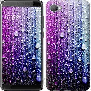 Чехол на HTC Desire 12 Капли воды