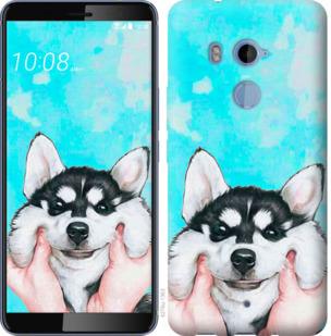 Чехол на HTC U11 Plus Улыбнись