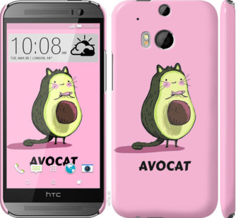 Чехол на HTC One M8 Avocat