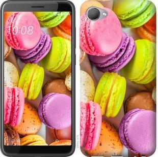 Чехол на HTC Desire 12 Макаруны