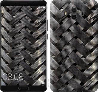 Чехол на Huawei Mate 10 Металлические фоны