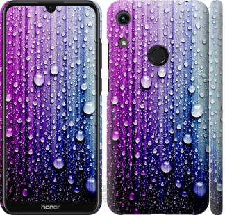 Чехол на Huawei Honor 8A Капли воды