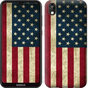 Чехол на Huawei Honor 8S Флаг США
