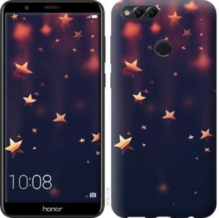 Чехол на Huawei Honor 7X Падающие звезды