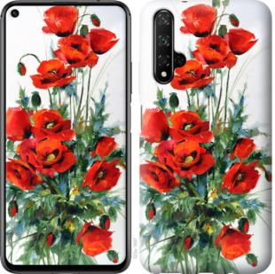 Чехол на Huawei Honor 20 Маки