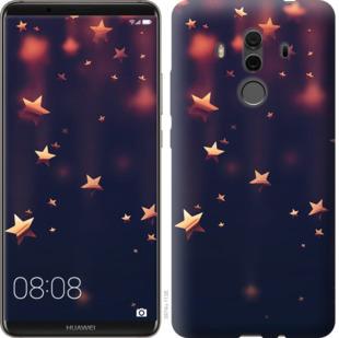 Чехол на Huawei Mate 10 Pro Падающие звезды