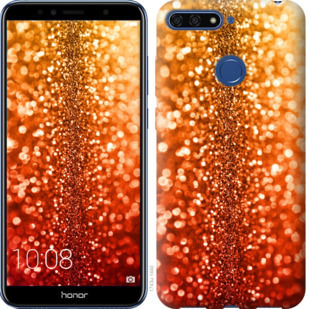 Чехол на Huawei Honor 7A Pro Звездная пыль