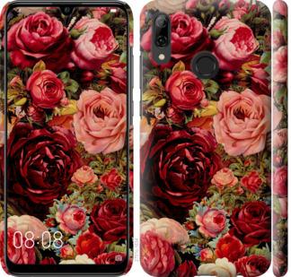 Чехол на Huawei P Smart 2019 Цветущие розы