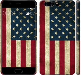 Чехол на Huawei P10 Флаг США