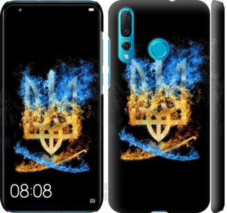 Чехол на Huawei Nova 4 Герб