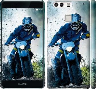 Чехол на Huawei P9 Мотокросс