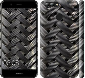 Чехол на Huawei Nova 2 Металлические фоны