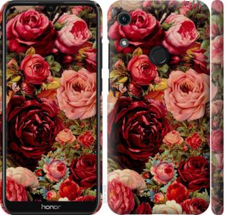 Чехол на Huawei Honor 8A Цветущие розы
