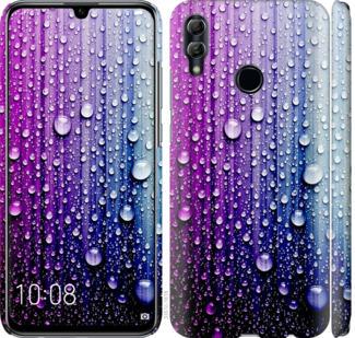 Чехол на Huawei Honor 10 Lite Капли воды