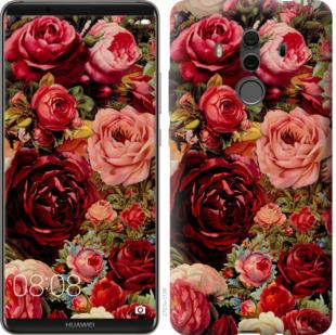 Чехол на Huawei Mate 10 Pro Цветущие розы