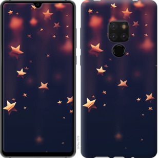 Чехол на Huawei Mate 20 Падающие звезды