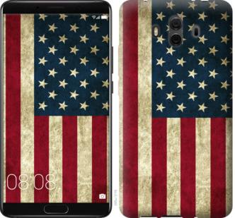 Чехол на Huawei Mate 10 Флаг США