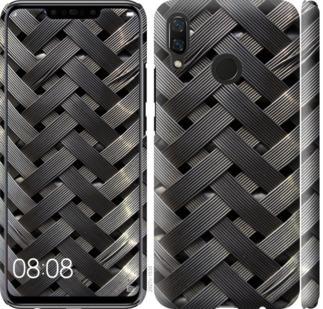 Чехол на Huawei Nova 3 Металлические фоны
