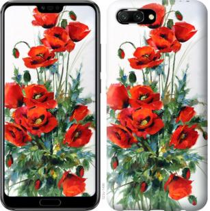 Чехол на Huawei Honor 10 Маки