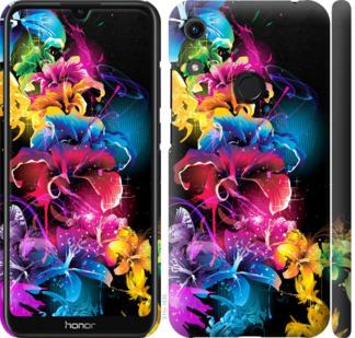 Чехол на Huawei Honor 8A Абстрактные цветы