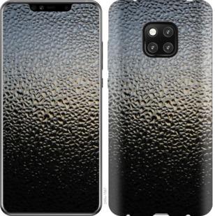 Чехол на Huawei Mate 20 Pro Мокрое стекло