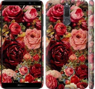 Чехол на Huawei Mate 10 Lite / Honor 9i Цветущие розы