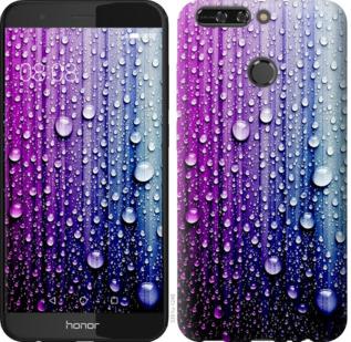 Чехол на Huawei Honor V9 / Honor 8 Pro Капли воды