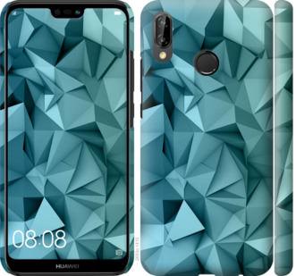 Чехол на Huawei P20 Lite Геометрический узор v2