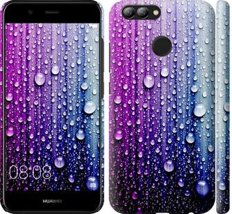 Чехол на Huawei Nova 2 Капли воды