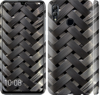 Чехол на Huawei Honor 10 Lite Металлические фоны