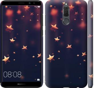 Чехол на Huawei Mate 10 Lite / Honor 9i Падающие звезды