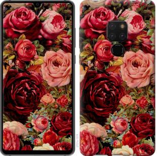Чехол на Huawei Mate 20 Цветущие розы