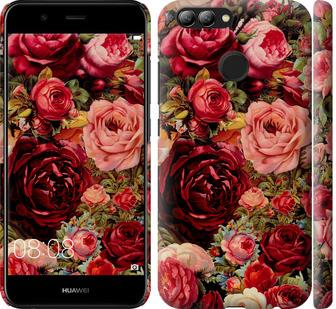 Чехол на Huawei Nova 2 Цветущие розы