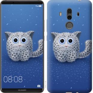 Чехол на Huawei Mate 10 Pro Барс