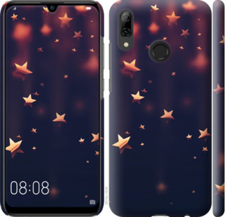 Чехол на Huawei P Smart 2019 Падающие звезды