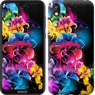 Чехол на Huawei Honor 8S Абстрактные цветы