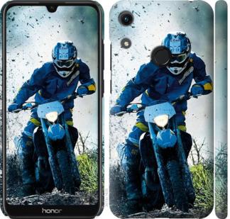 Чехол на Huawei Honor 8A Мотокросс
