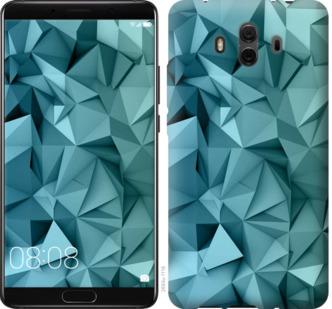 Чехол на Huawei Mate 10 Геометрический узор v2