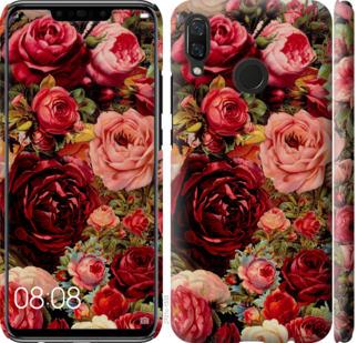 Чехол на Huawei Nova 3 Цветущие розы