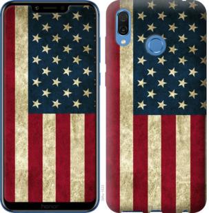 Чехол на Huawei Honor Play Флаг США