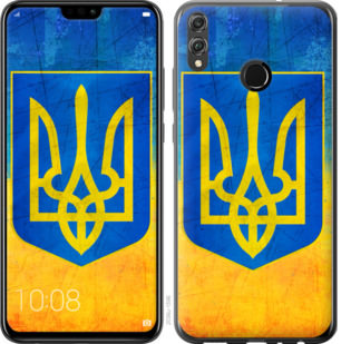 Чехол на Huawei Honor 8X Герб Украины