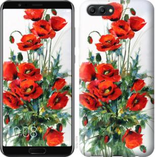 Чехол на Huawei Honor V10 / View 10 Маки